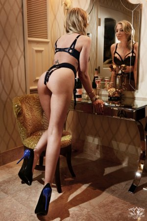 Fayna tranny live escort in Ansonia