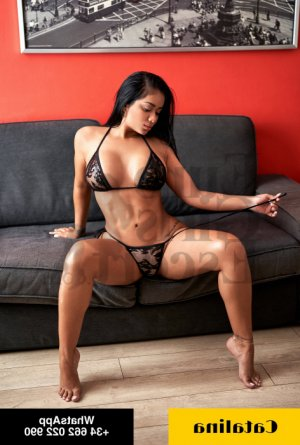 Syndra live escorts in Carson
