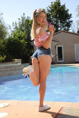 Analou tranny escort girl in Rock Springs