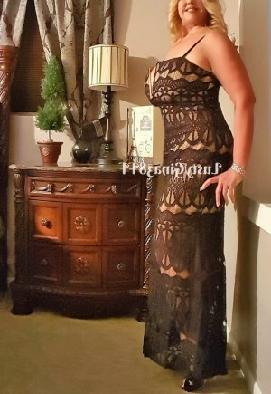 Anne-virginie live escort in Thomasville
